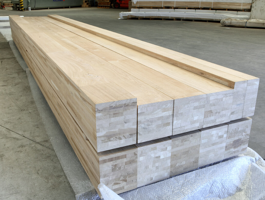holzfachh ndler mit lagerware bsh eiche brettschichtholz aus eichebrettschichtholz aus eiche. Black Bedroom Furniture Sets. Home Design Ideas